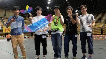 学生飛行ロボットコンテスト準優勝